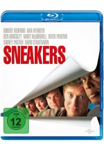 Sneakers - Die Lautlosen Blu-ray-Cover