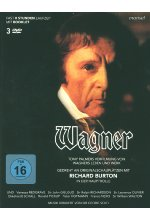 Richard Wagner  [3 DVDs] DVD-Cover