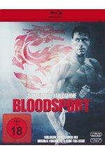Bloodsport Blu-ray-Cover