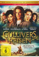 Gullivers Reisen  [SE] [2 DVDs] DVD-Cover