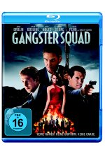 Gangster Squad Blu-ray-Cover