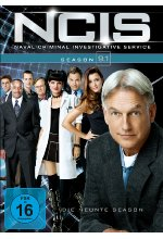 NCIS - Naval Criminal Investigate Service/Season 9.1  [3 DVDs] DVD-Cover
