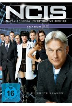 NCIS - Naval Criminal Investigate Service/Season 9.2  [3 DVDs] DVD-Cover