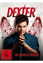 Dexter - Die sechste Season  [4 DVDs] DVD-Cover
