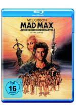 Mad Max 3 - Jenseits der Donnerkuppel Blu-ray-Cover