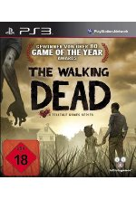 The Walking Dead: A Telltale Games Series Cover