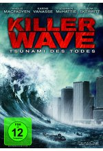Killer Wave - Tsunami des Todes DVD-Cover