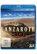 Lanzarote 3D  (inkl. 2D-Version) Blu-ray 3D-Cover