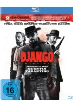 Django Unchained Blu-ray-Cover