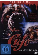 Cujo - Red Edition Reloaded/Extended Edition  [DC] DVD-Cover