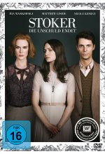 Stoker - Die Unschuld endet DVD-Cover