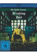 Breaking Bad - Season 5  [2 BRs] Blu-ray-Cover
