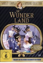 Im Wunderland - Shirley Temple Storybook Collection DVD-Cover