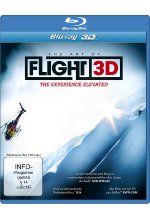 The Art of Flight 3D - The Experience Elevated<br> Blu-ray 3D-Cover