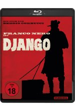 Django Blu-ray-Cover