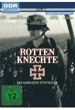 Rottenknechte - DDR TV-Archiv  [2 DVDs] DVD-Cover