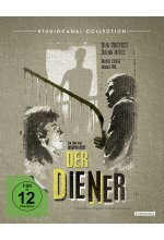 Der Diener - StudioCanal Collection Blu-ray-Cover