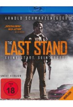 The Last Stand - Uncut Version Blu-ray-Cover