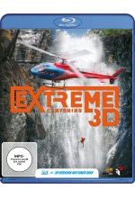 Extreme Canyoning  (inkl. 2D-Version) Blu-ray 3D-Cover