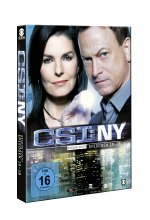 CSI: NY - Season 8/Box-Set 2  [3 DVDs] DVD-Cover
