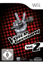 The Voice of Germany Vol. 2 Cover