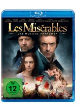 Les Miserables Blu-ray-Cover