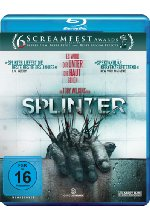 Splinter Blu-ray-Cover