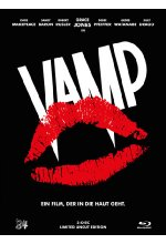 Vamp - Black Edition/Uncut  [LE] (+ DVD) - Mediabook Blu-ray-Cover