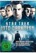 Star Trek 12 - Into Darkness DVD-Cover
