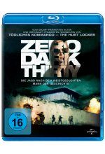 Zero Dark Thirty Blu-ray-Cover