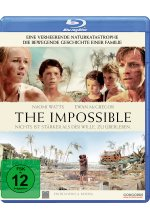 The Impossible Blu-ray-Cover