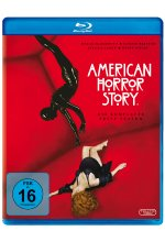 American Horror Story - Season 1  [3 BRs] Blu-ray-Cover