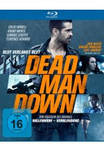 Dead Man Down Blu-ray-Cover