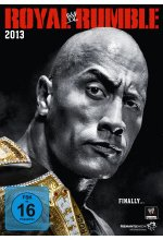 Royal Rumble 2013 DVD-Cover