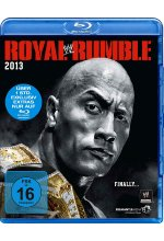 Royal Rumble 2013 Blu-ray-Cover