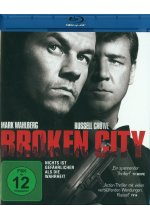 Broken City Blu-ray-Cover
