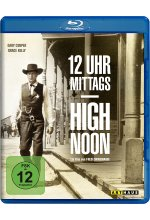12 Uhr mittags - High Noon Blu-ray-Cover