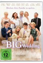 The Big Wedding DVD-Cover