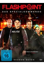 Flashpoint - Das Spezialkommando - Season 7  [4 DVDs] DVD-Cover