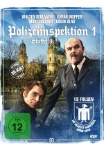 Polizeiinspektion 1 - Staffel 9  [3 DVDs] DVD-Cover