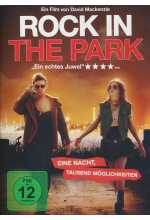 Rock in the Park DVD-Cover