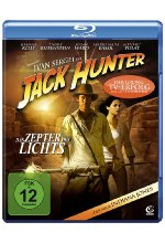 Jack Hunter - Das Zepter des Lichts Blu-ray-Cover