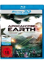 AE - Apocalypse Earth  [SE] (inkl. 2D-Version) Blu-ray 3D-Cover