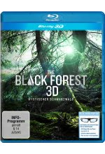 The Black Forest  (inkl. 2D-Version) Blu-ray 3D-Cover