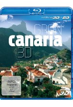 Gran Canaria  (inkl. 2D-Version) Blu-ray 3D-Cover