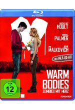 Warm Bodies Blu-ray-Cover