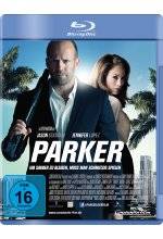 Parker Blu-ray-Cover