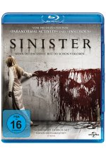 Sinister Blu-ray-Cover
