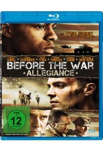 Before the War - Allegiance Blu-ray-Cover