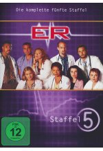Emergency Room - Staffel 5  [6 DVDs] DVD-Cover
